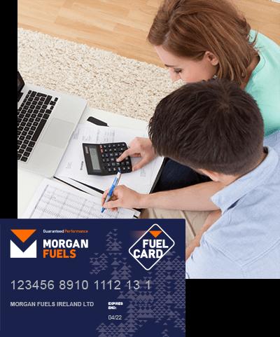 About Morgan Fuel Card