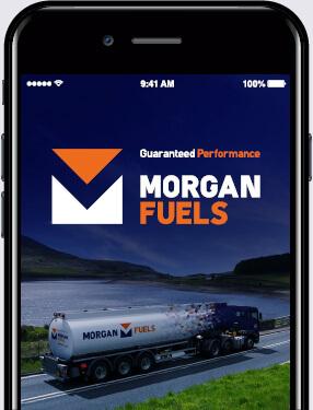 Morgan Fuel Card App